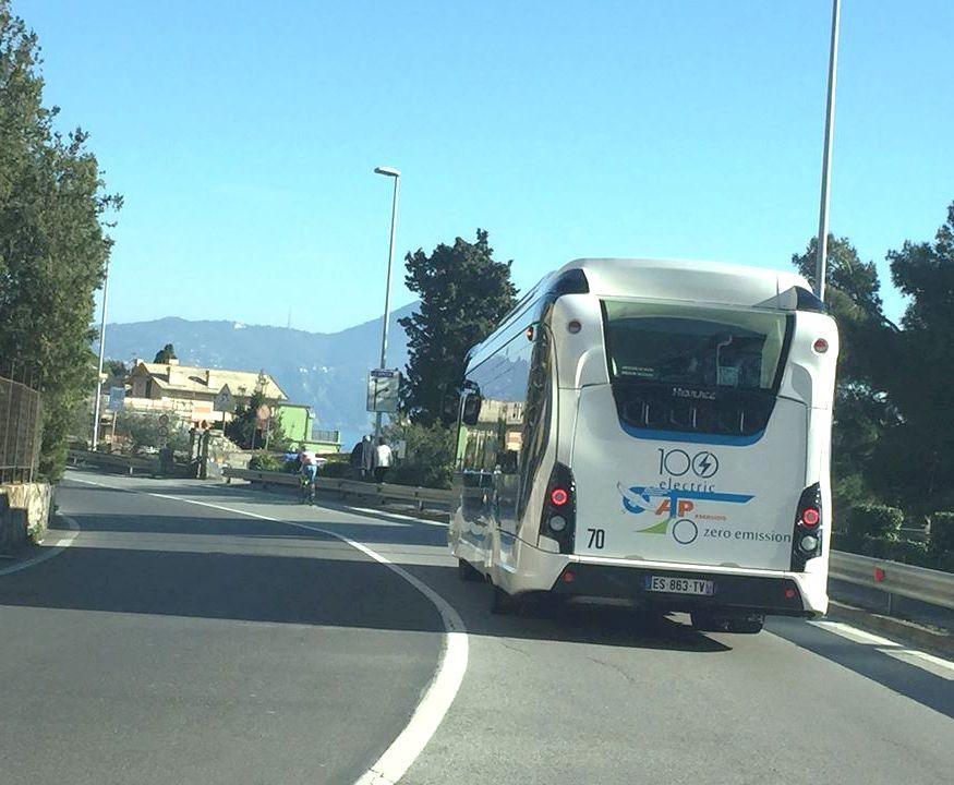 atp esercizio autobus elettrico