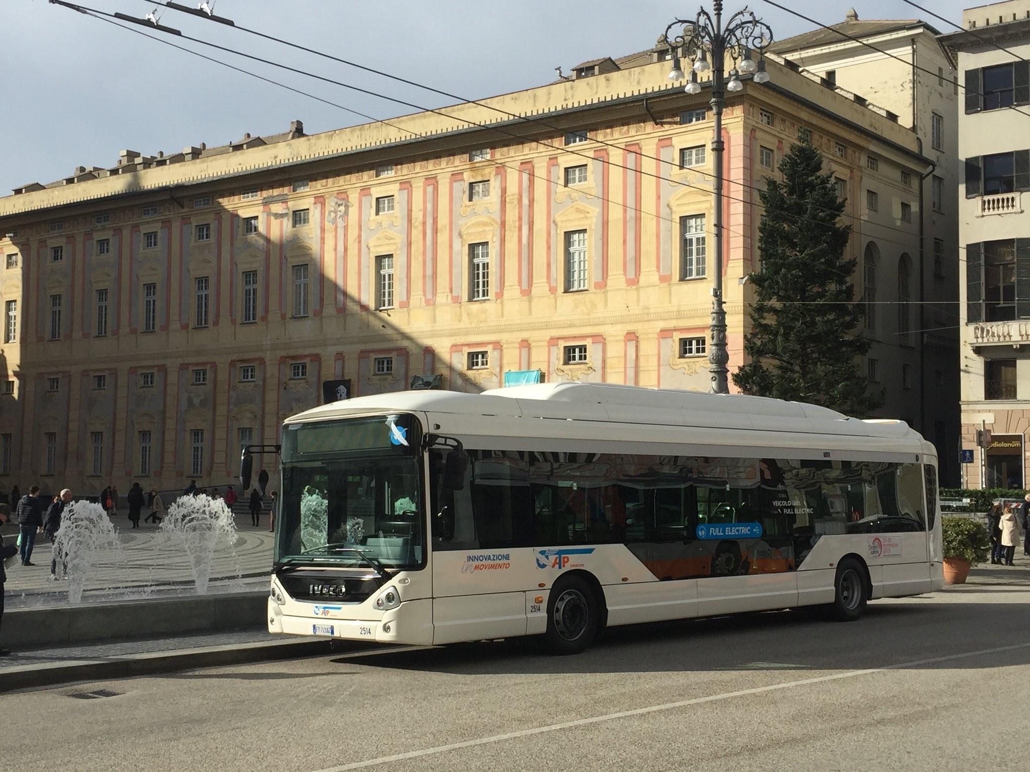 Iveco Bus E-Way