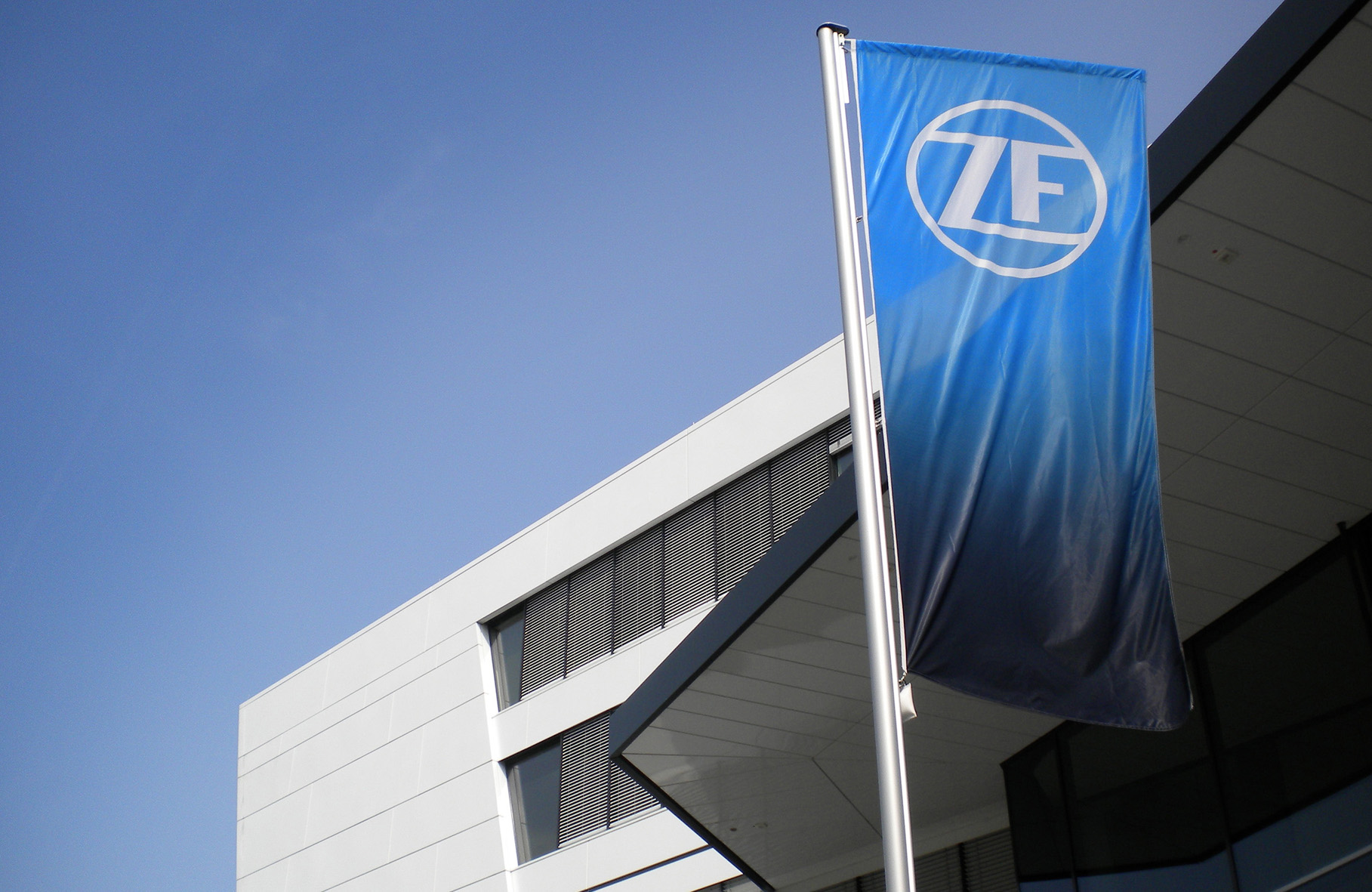 ZF in Cina