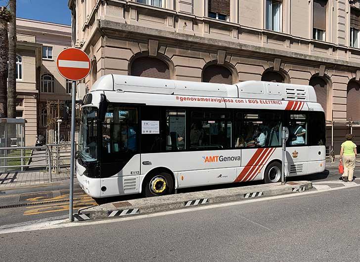trasporto pubblico gratis
