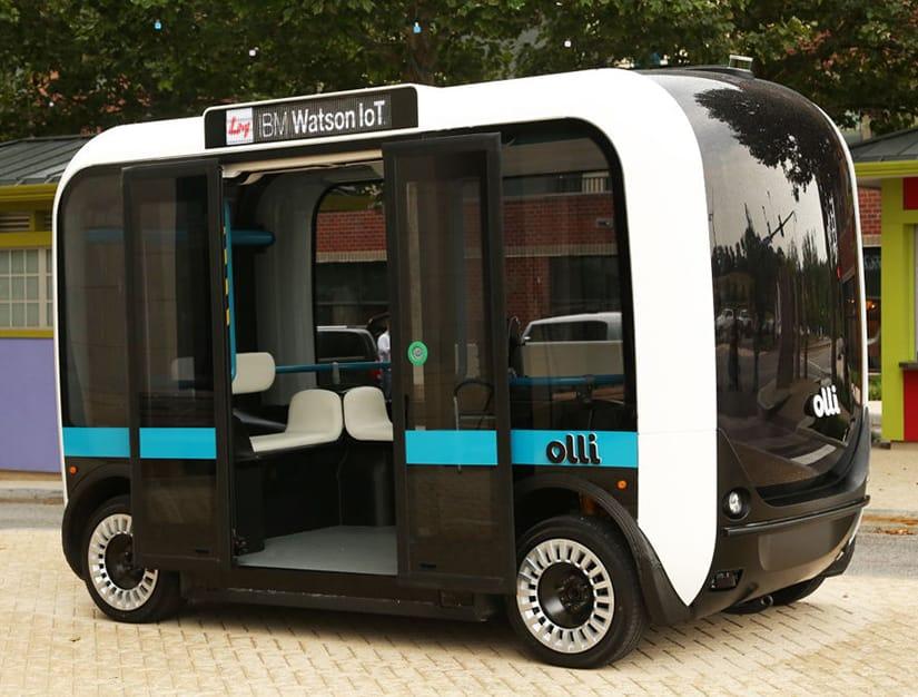 olli minibus