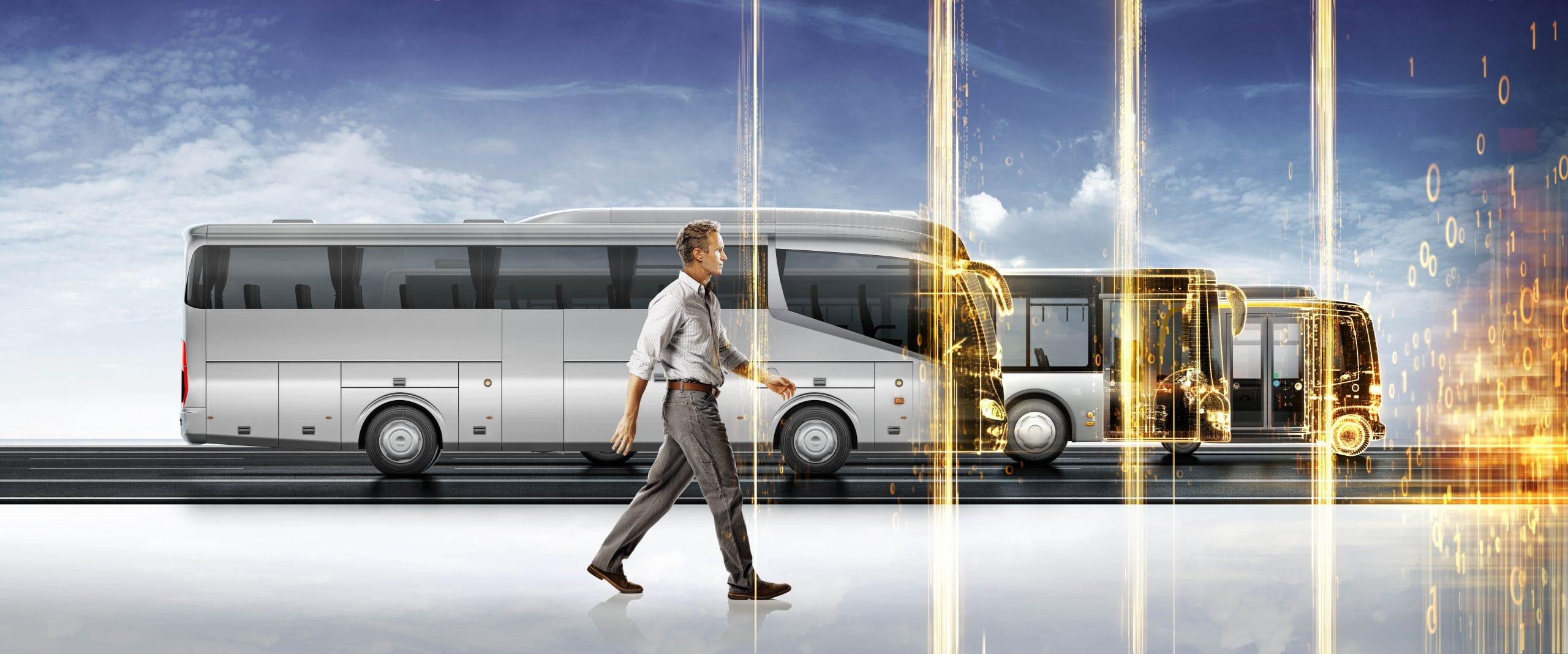 continental vdo gestione flotte bus