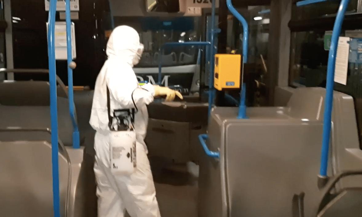 trasporto pubblico coronavirus