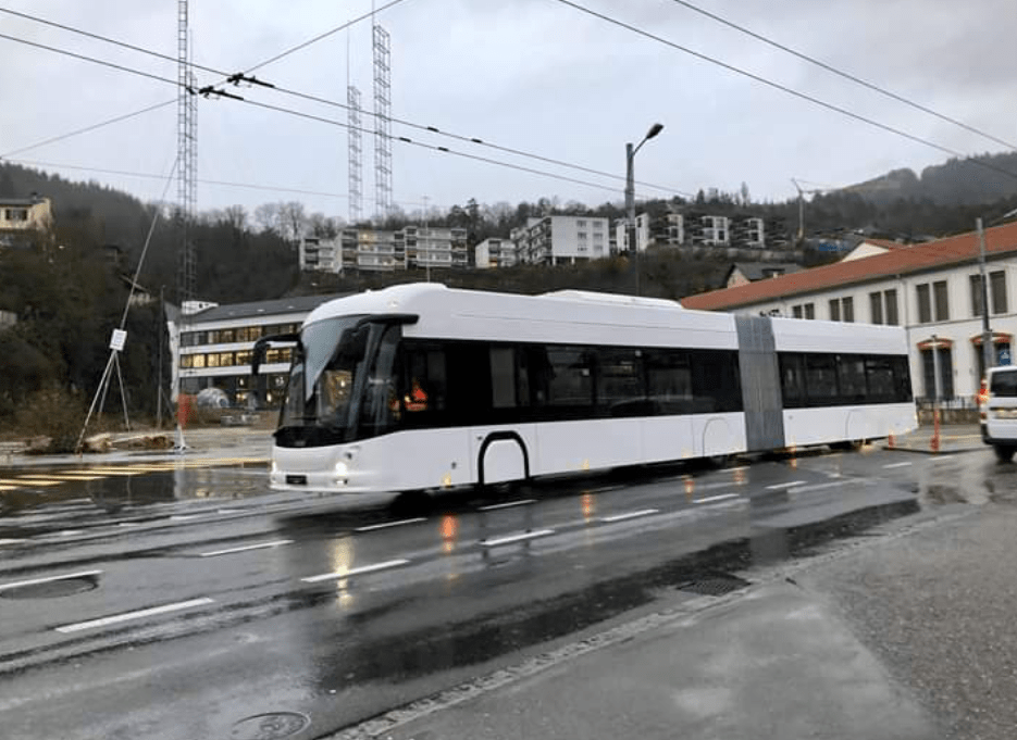 nuovi filobus verona