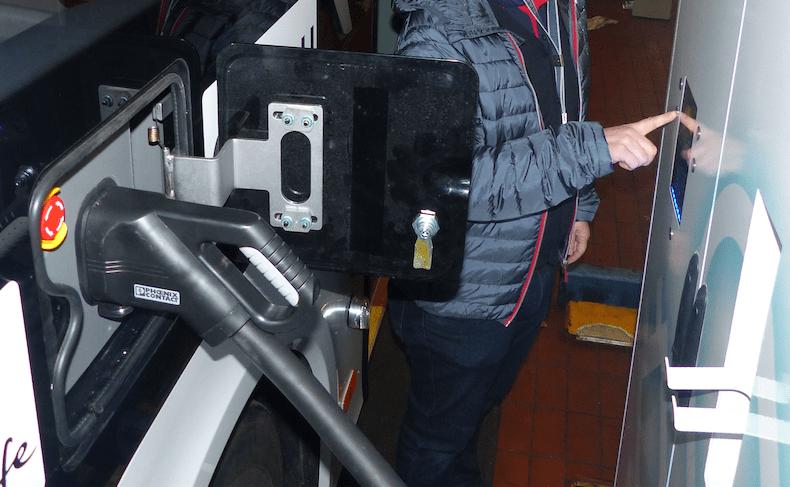 corso manutenzione autobus elettrici e ibridi