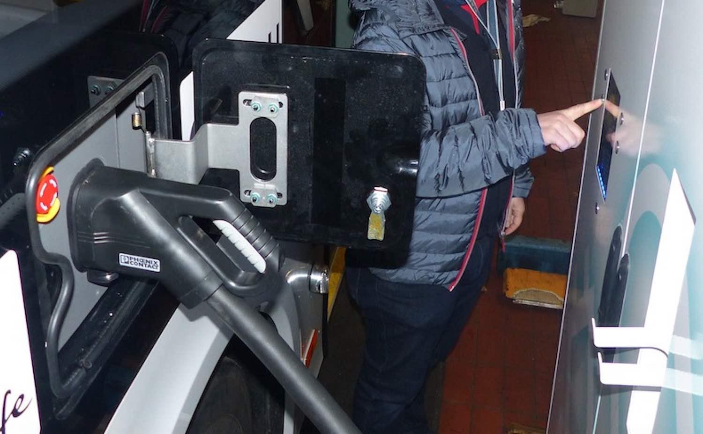 corso manutenzione autobus elettrici