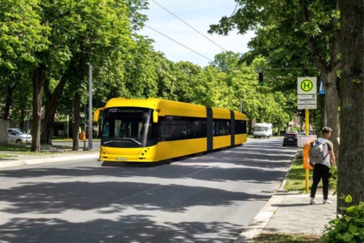 filobus berlino