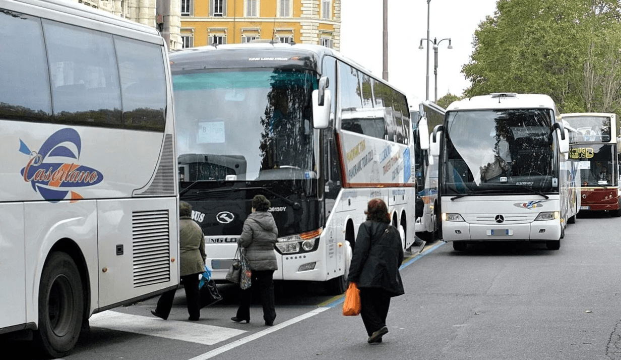 Comitato bus turistici