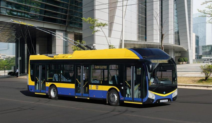 filobus repubblica ceca