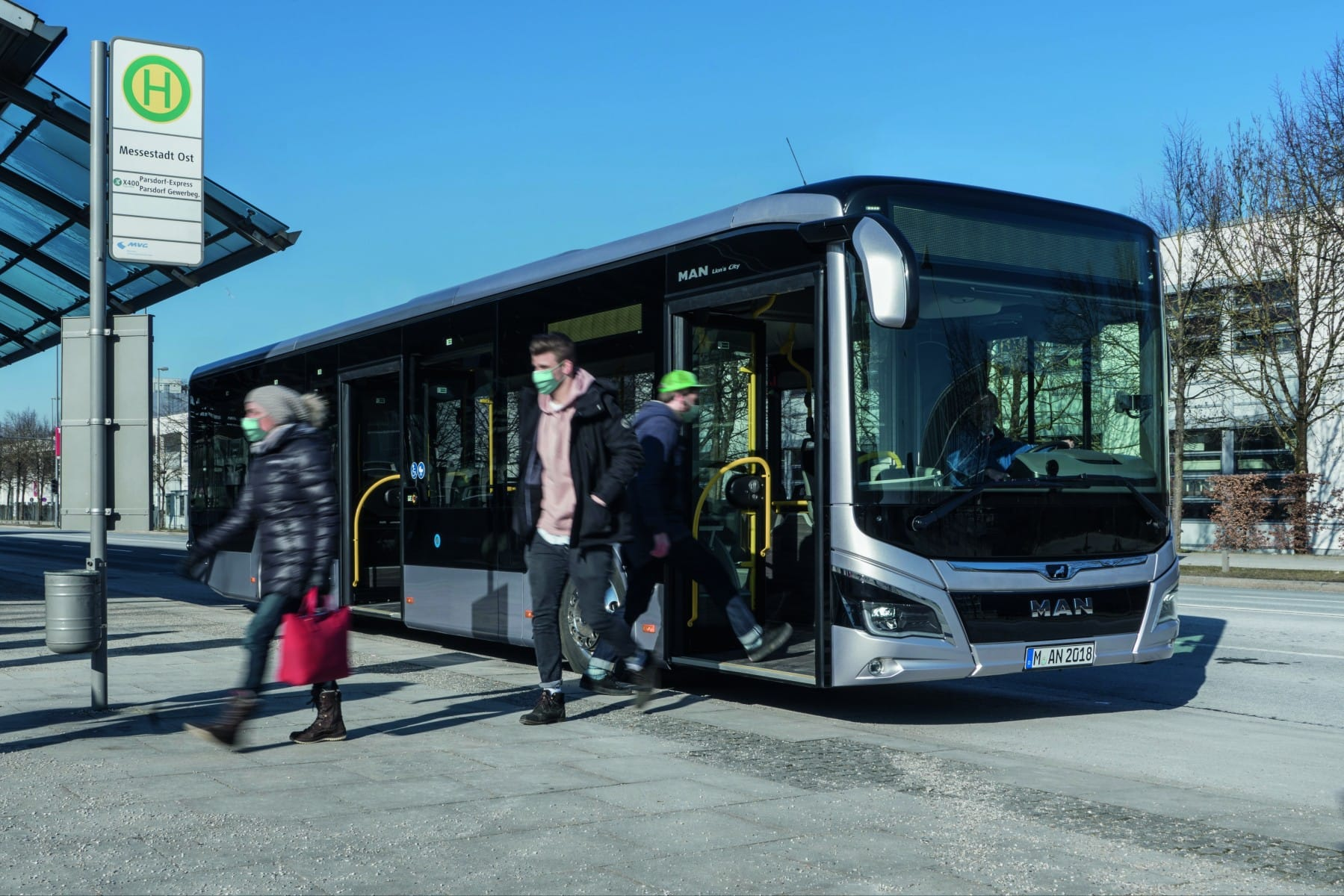 coronavirus sicurezza bus