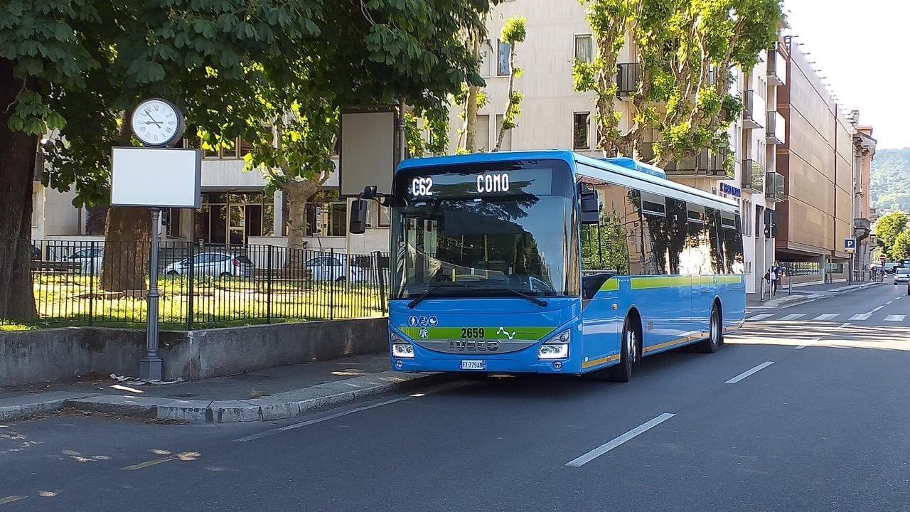 autobus nuovi asf autolinee