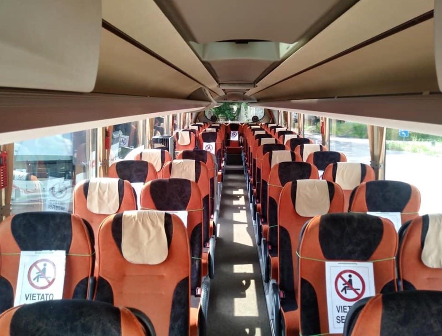 turismo autobus covid
