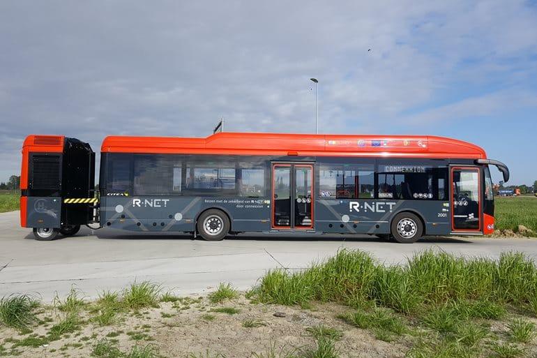 vdl bus idrogeno