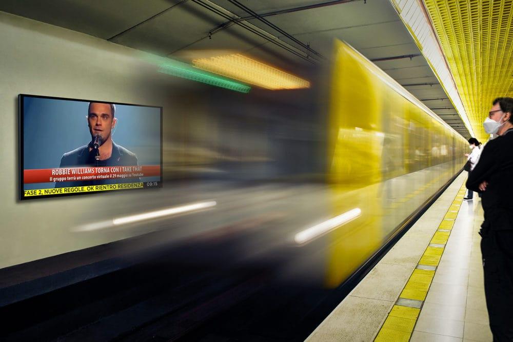 telesia pma affollamento mezzi pubblici