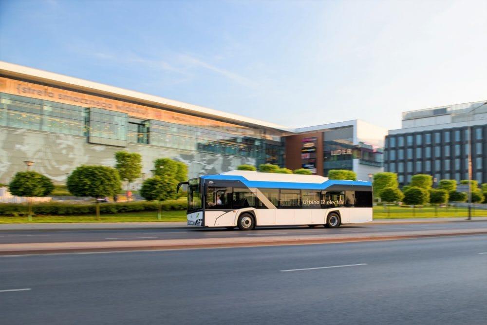 solaris scuolabus elettrico