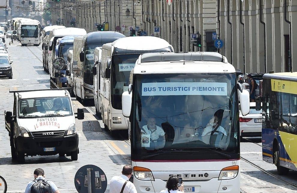 stato emergenza conducente bus