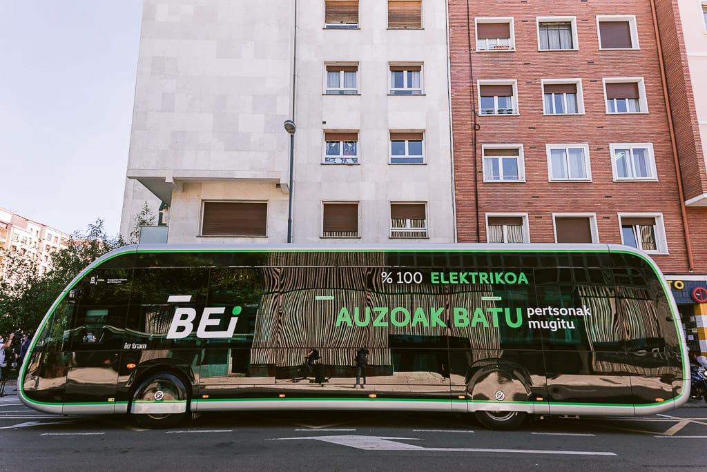 Irizar ie tram da 12 metri