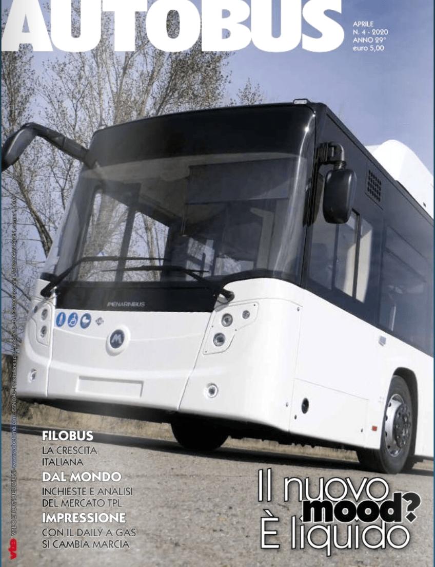 autobus lng