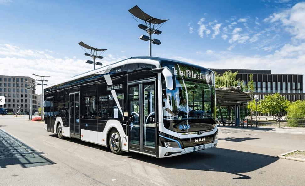 man truck bus roadmap zero emissioni