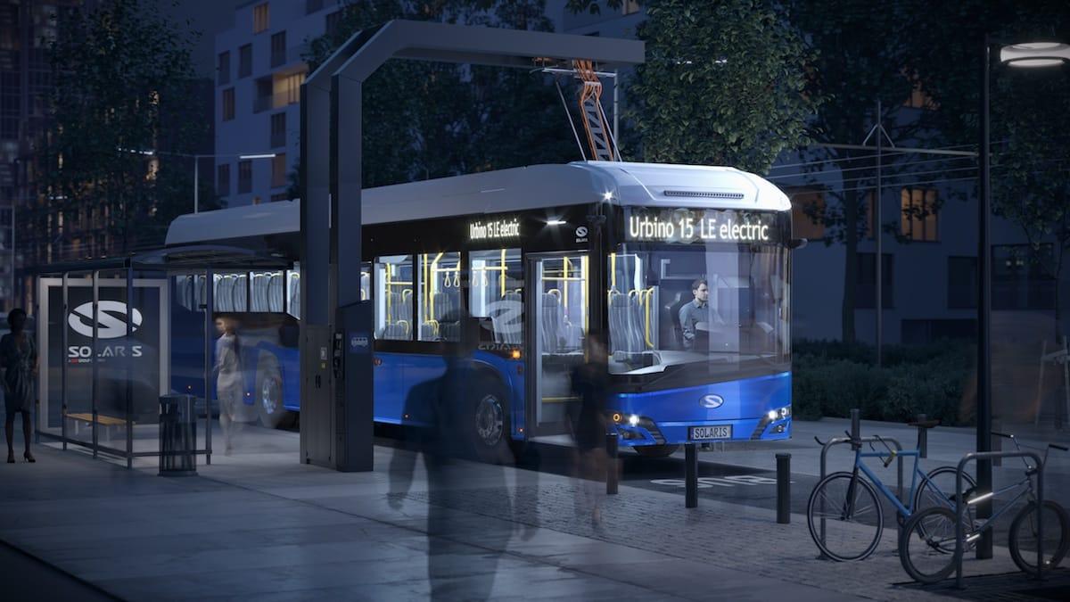 Solaris Elettrico Urbino 15 LE Electric
