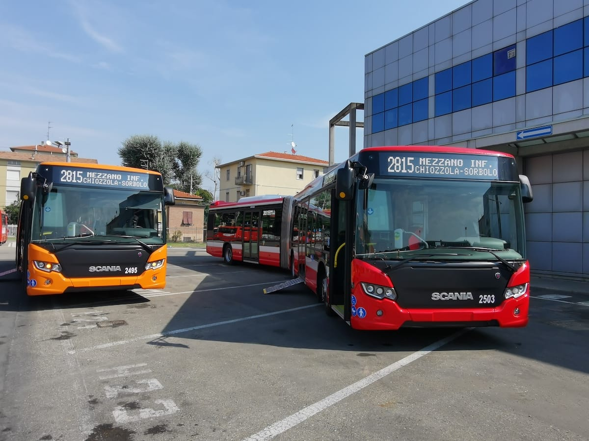 scania citywide tep parma