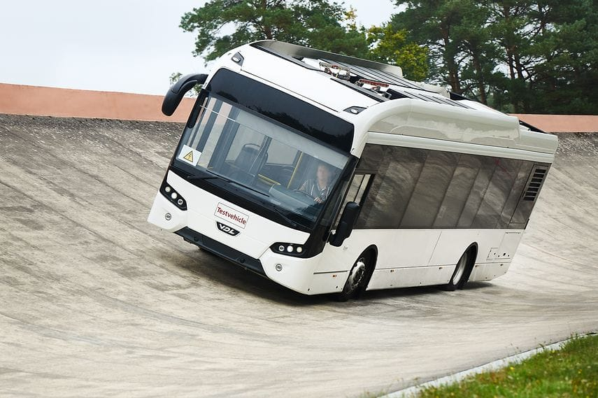 continental vdl bus elettrici