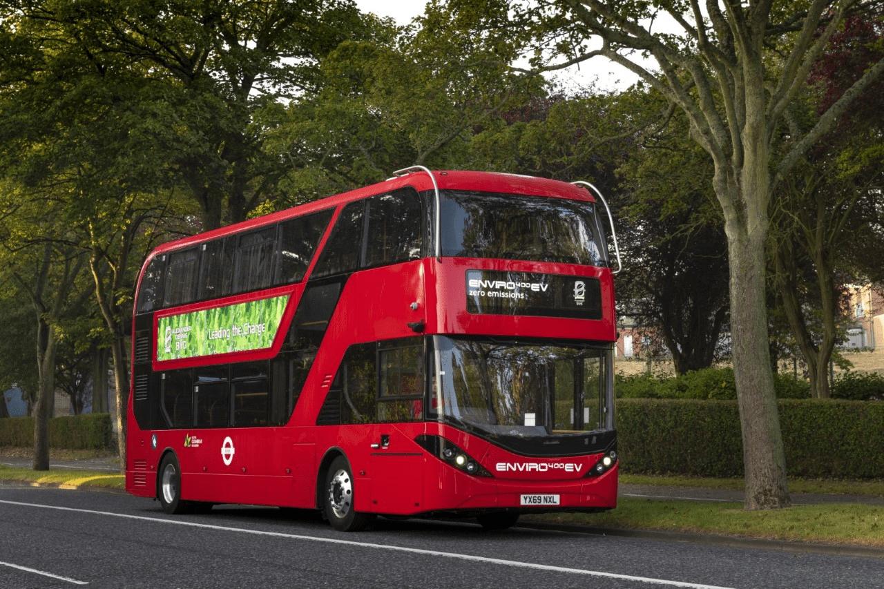 autobus elettrici BYD ADL