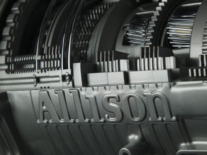 allison transmission garanzia