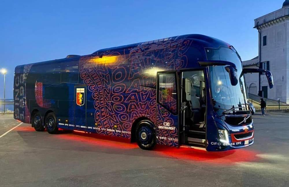 autobus genoa volvo