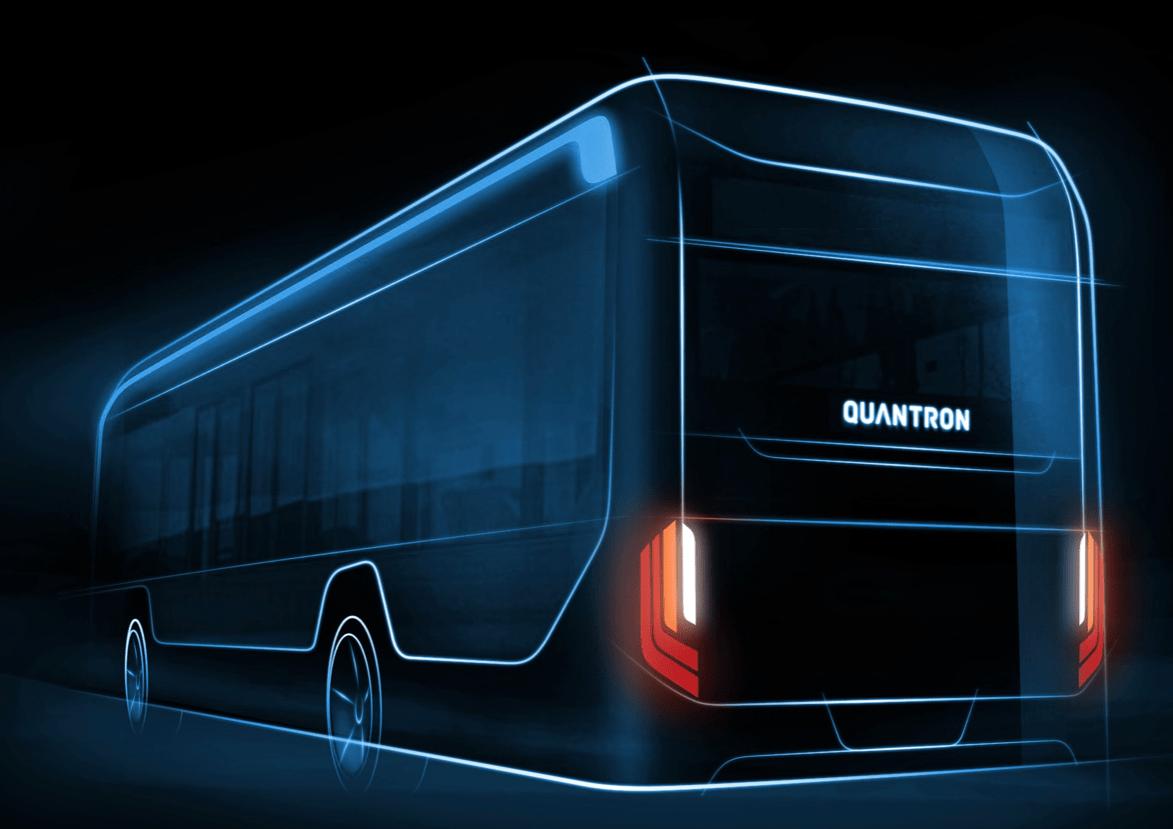 quantron bus elettrico