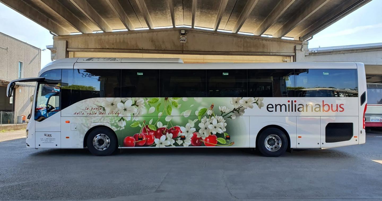 volvo consegne bus